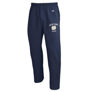 University of Notre Dame Irish Open Bottom Pants